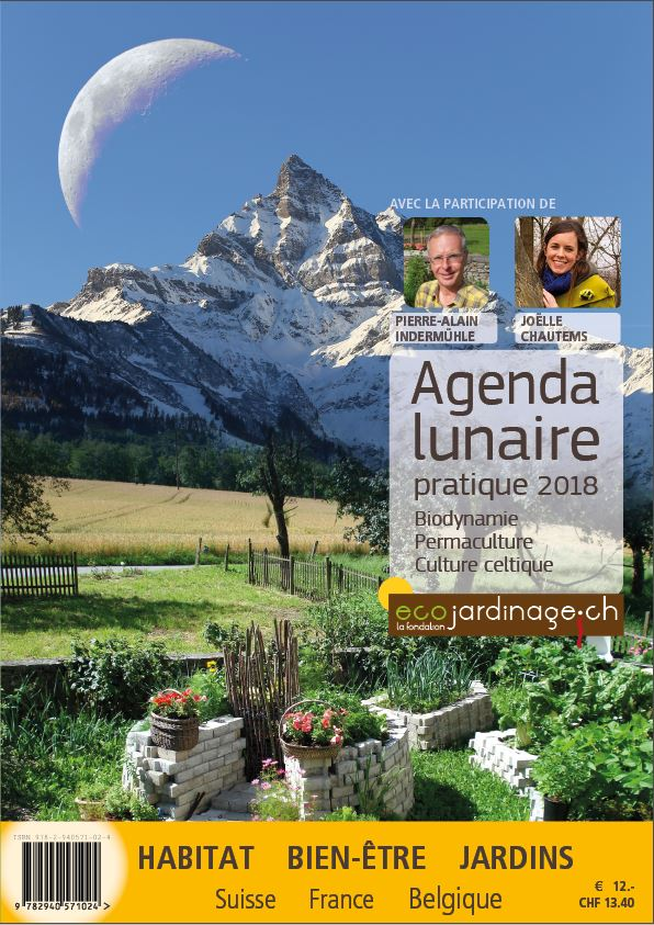 Couverture agenda international
